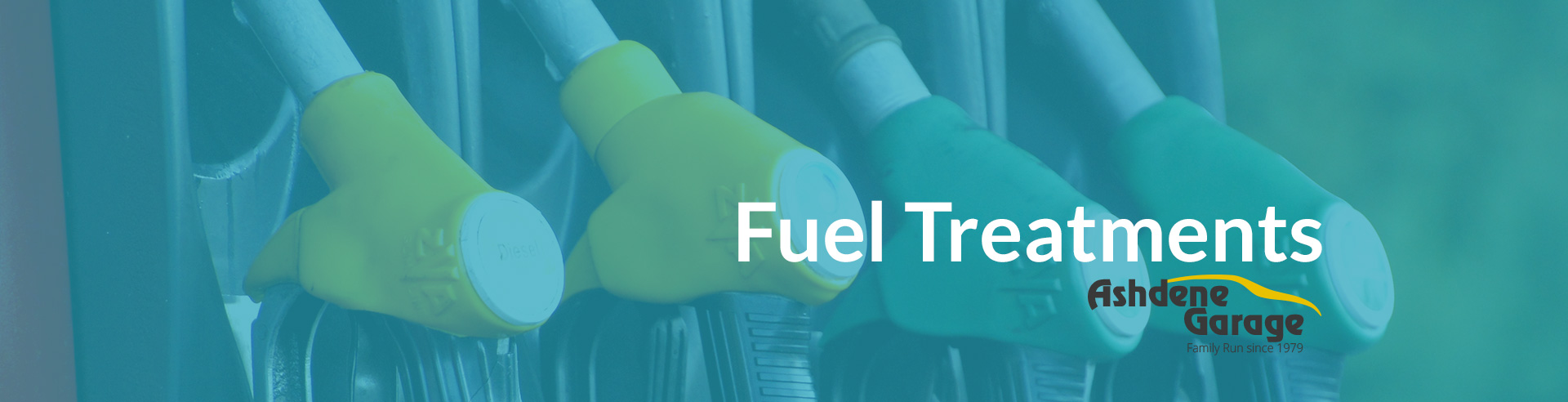Fuel Treatment Options at Ashdene Garage